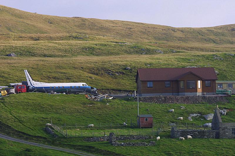 Flights to Shetland | Shetland.org